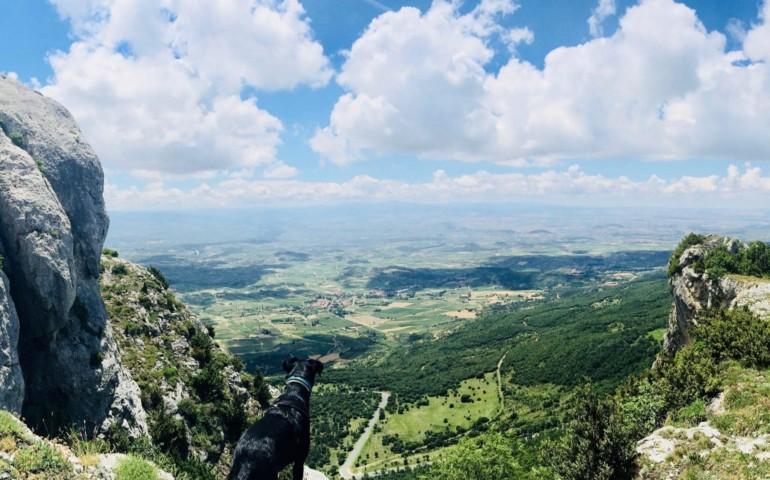 Wandern in der Sierra de Cantabria