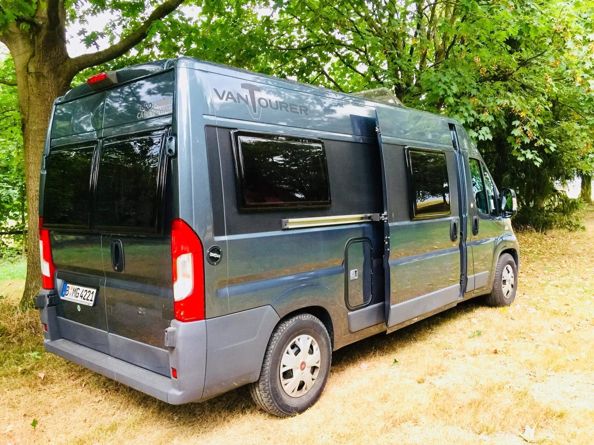 Pimp my Van – Updates für das Töff! | Movin'n'Groovin
