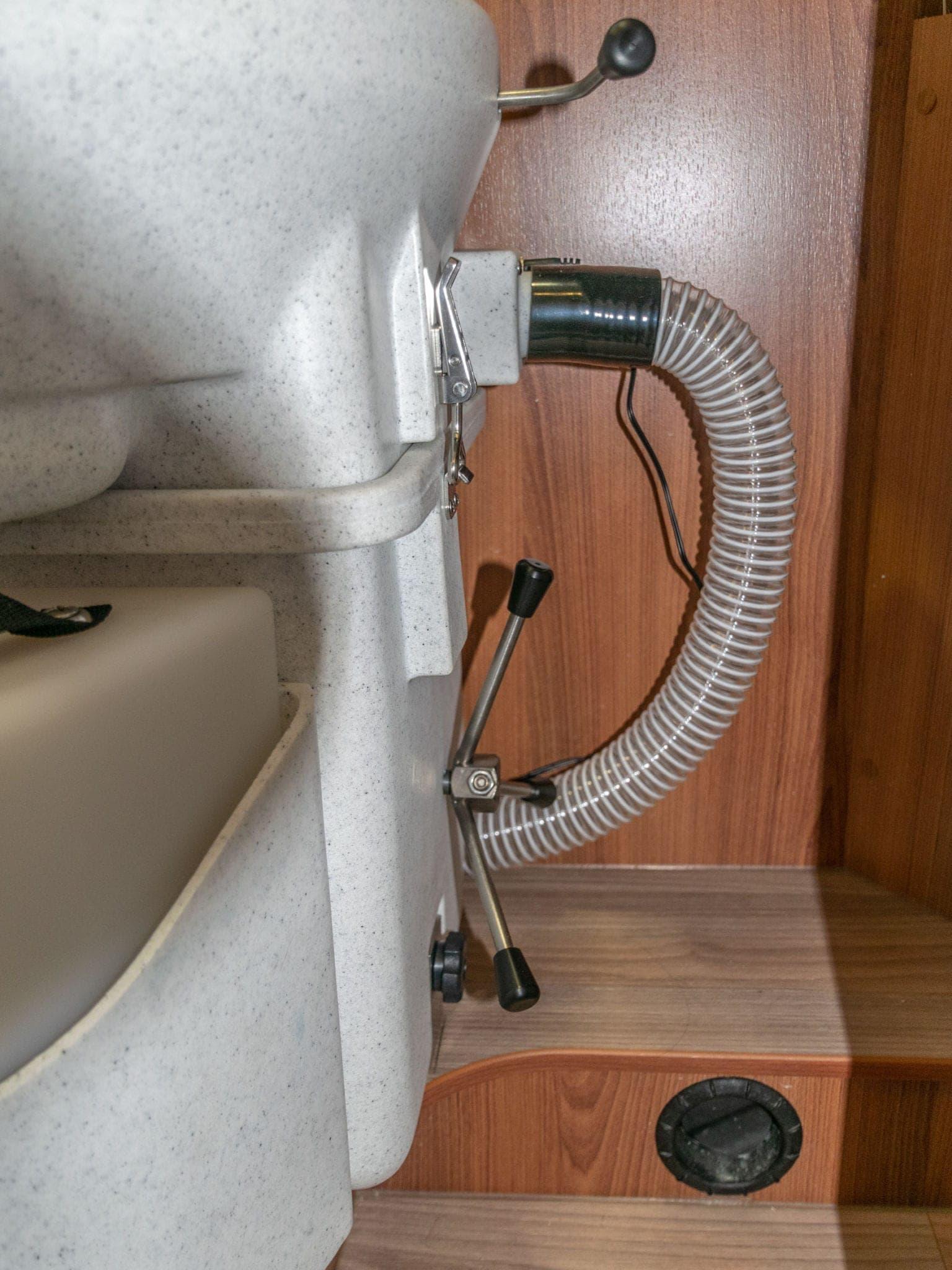 Krasser Scheiß - Einbau einer Komposttoilette ins Wohnmobil