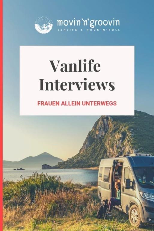 Vanlife Interviewserie: Frauen allein unterwegs