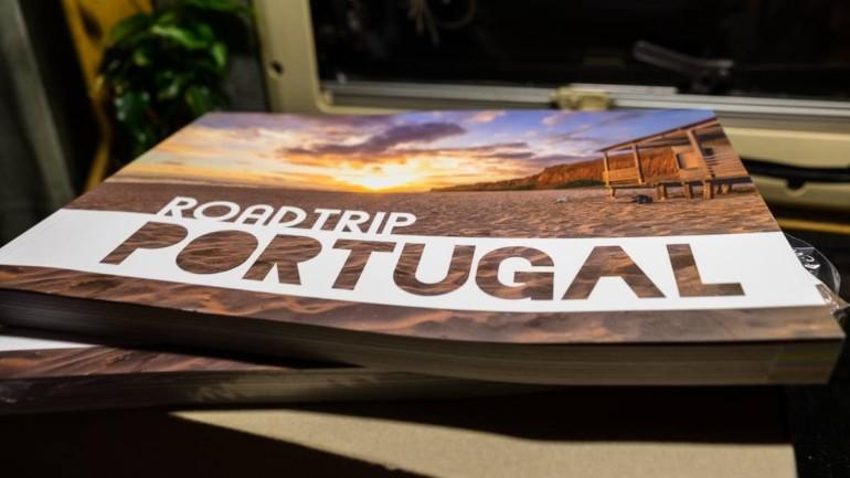 Roadtrip Portugal - Reiseführer, Bilderbuch und Inspiration für deine Rundreise durch Portugal mit Wohnmobil, Bus oder Camper