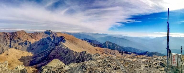 Smolikas: der zweithöchste Berg Griechenlands