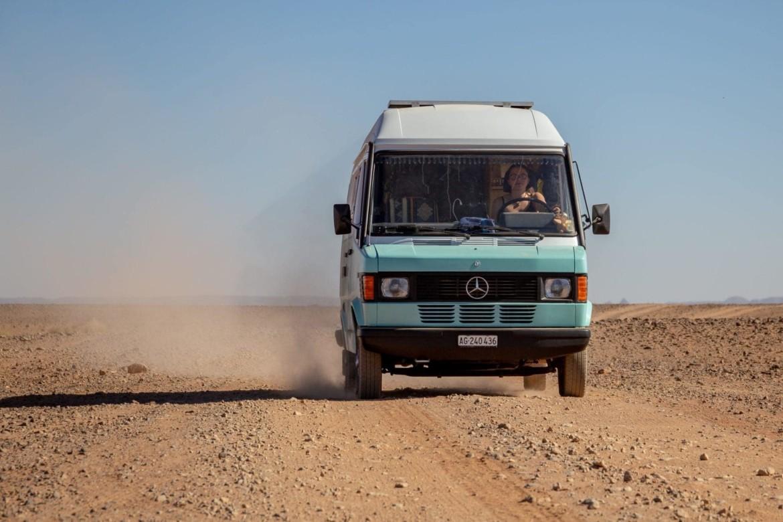 Alleinreisende Frauen im Campervan: Interview #7 mit Debbi
