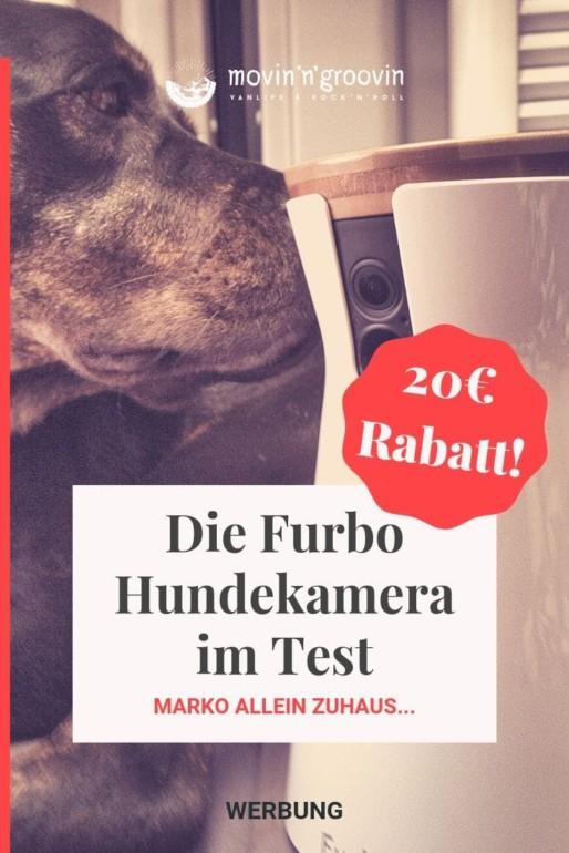 Furbo Hundekamera 20€ Rabatt!