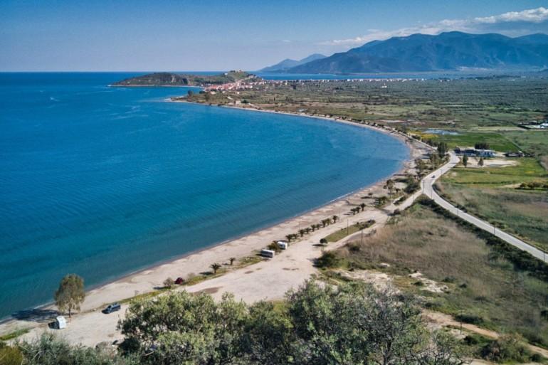 Vanlife in Griechenland