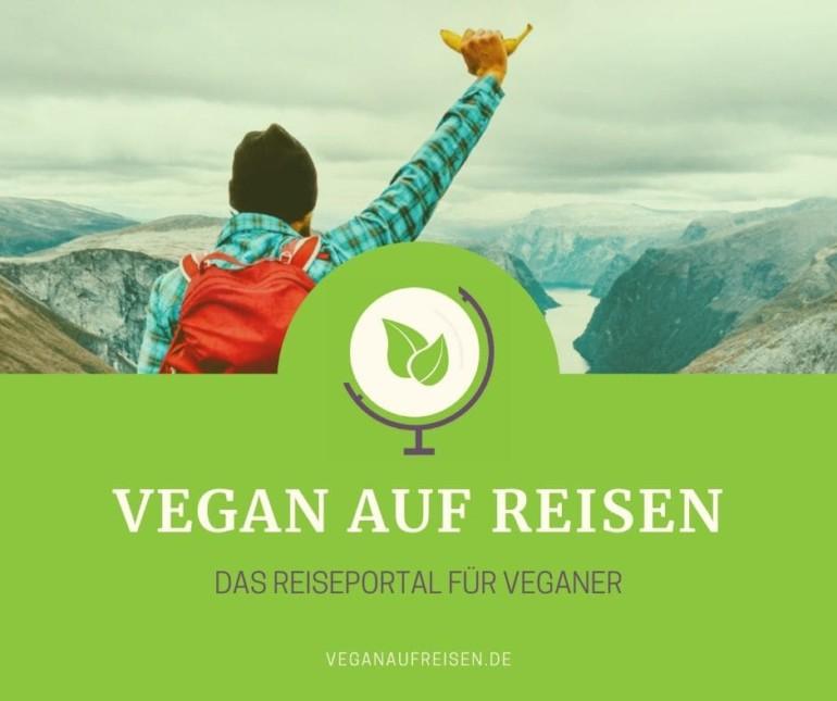 Vegan auf Reisen - das Reiseportal für Veganer
