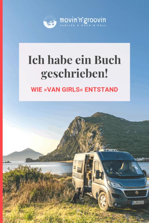 Ich habe ein Buch geschrieben! – Wie »VAN GIRLS« entstand