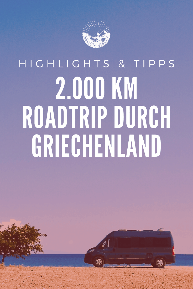 Griechenland Roadtrip: meine Highlights & Tipps