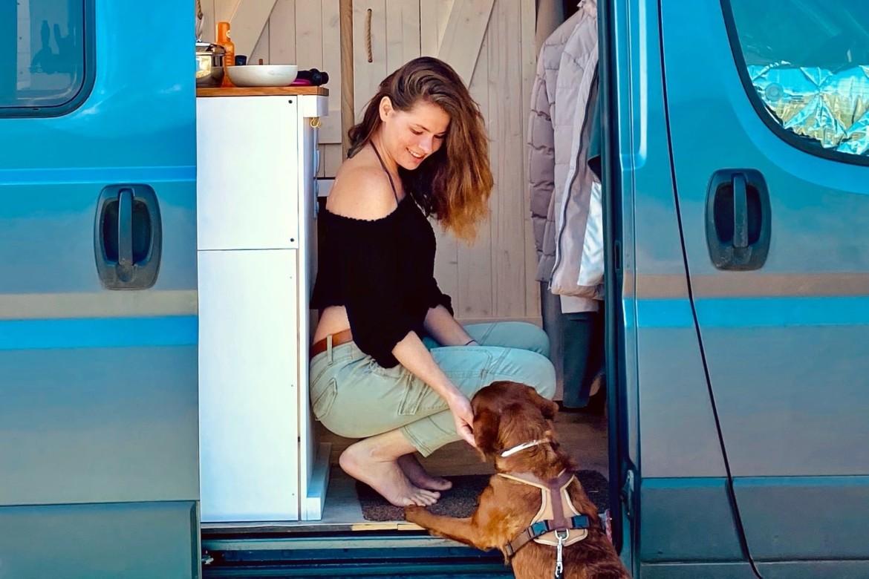 Alleinreisende Frauen im Campervan: Interview #8 mit Bianca