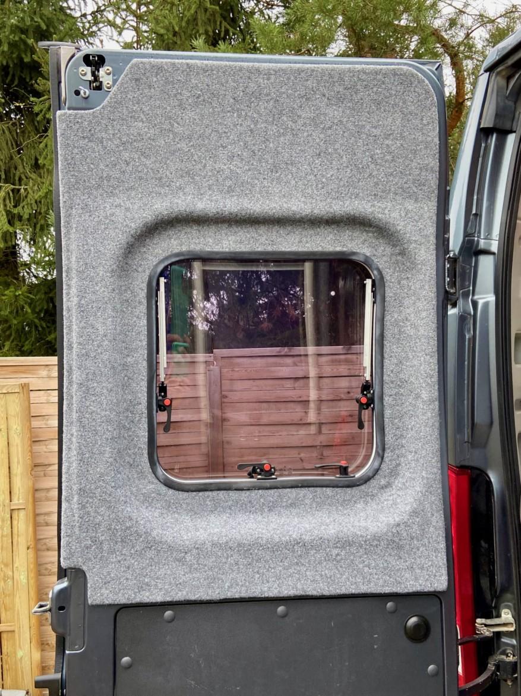 Pimp my Van: Filz für mehr Gemütlichkeit