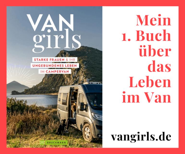 VAN GIRLS - mein 1. Buch über das Leben im Van