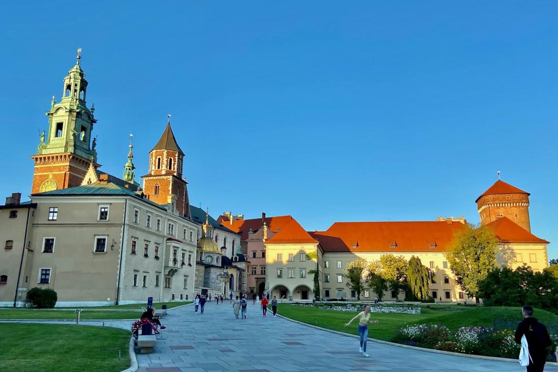 Polen Roadtrip: Krakau
