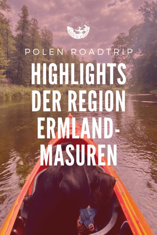 Polen Roadtrip - Masuren Highlights